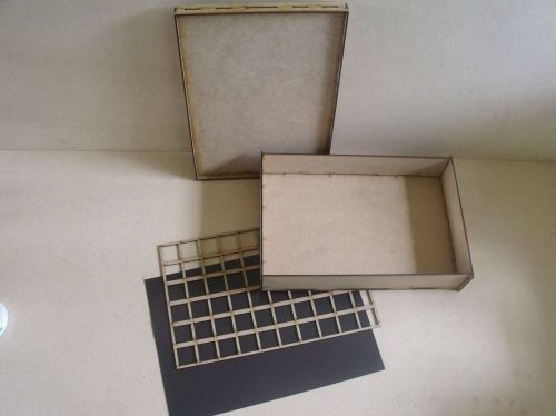 1/2 size Storage Cases 55mm tall