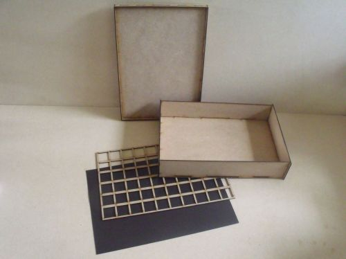 1/2 size Storage Cases 70mm tall
