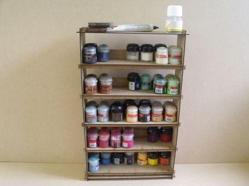 paint stand 70 pots