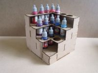 Corner unit for Paint Bottles