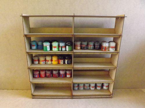 paint stand 120 pots
