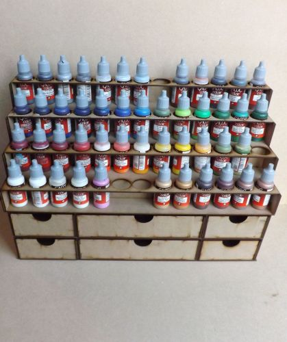 52 Bottle Tier style and draws