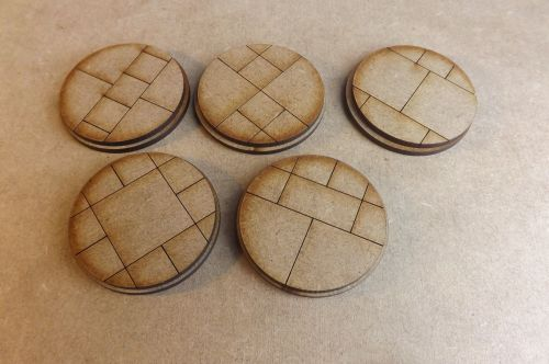 5x40mm Pavement Bases