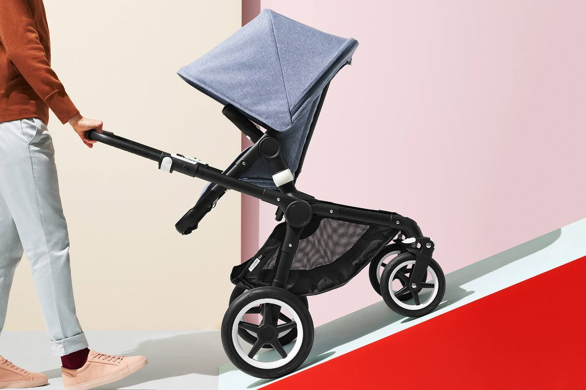 The All new Bugaboo Fox