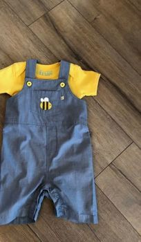 Frugi Durgan Dungaree
