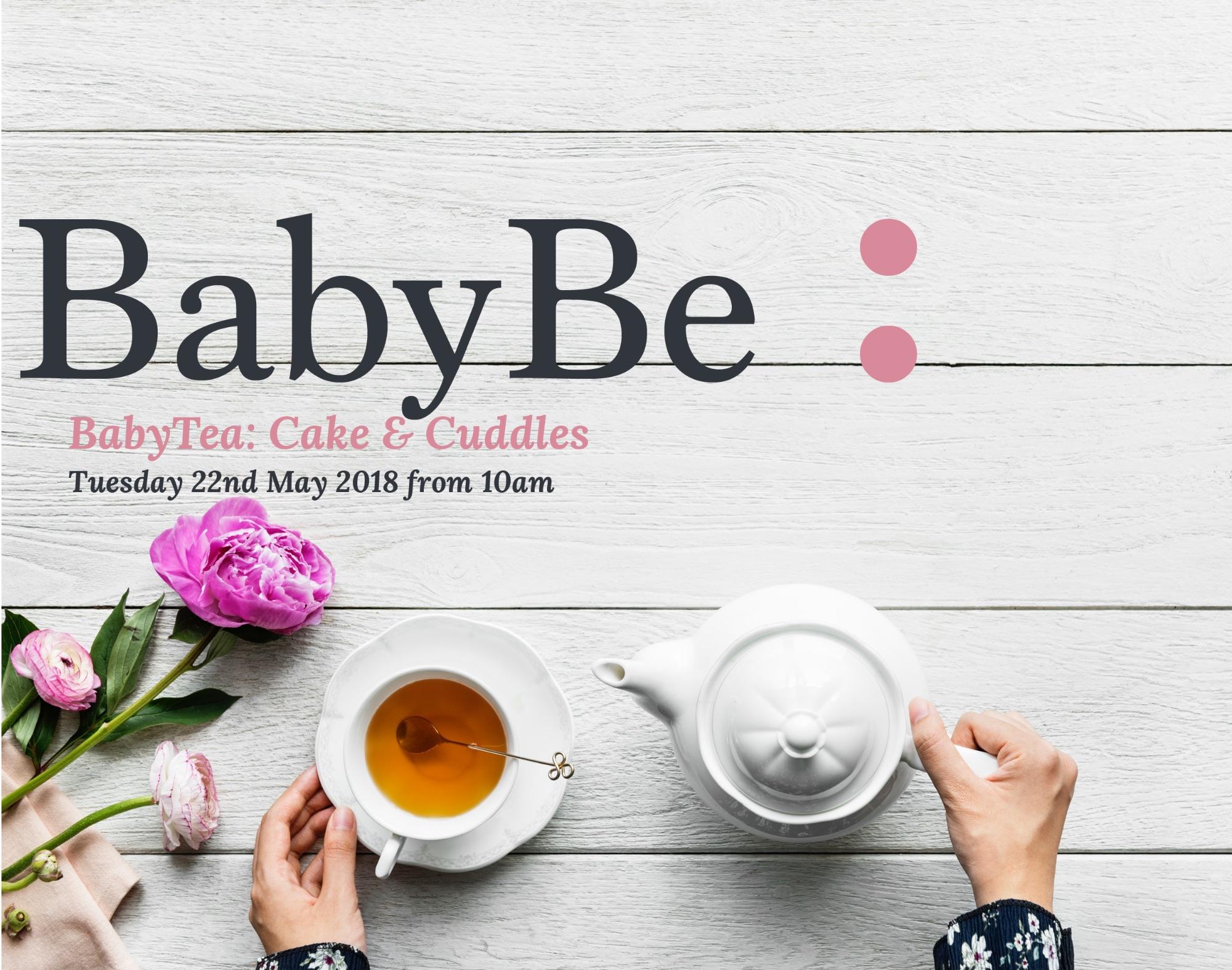 BabyBe Cake & Cuddles May FB