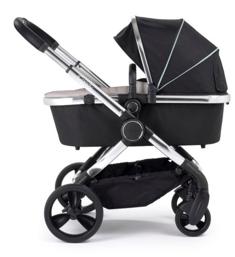 Peach Carrycot