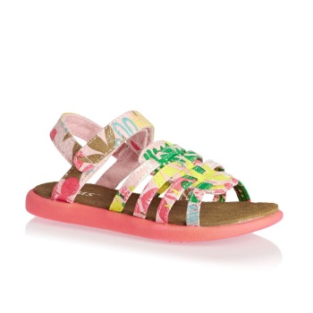 TOMS HURUACHE SANDALS TROPICAL