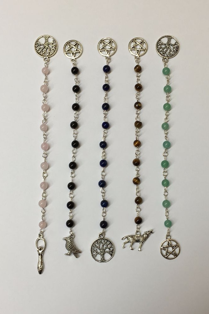 Prayer Beads with Gemstones
