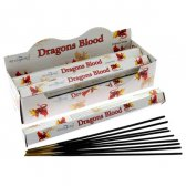 Dragon's Blood Incense Sticks ~ Pack of 20