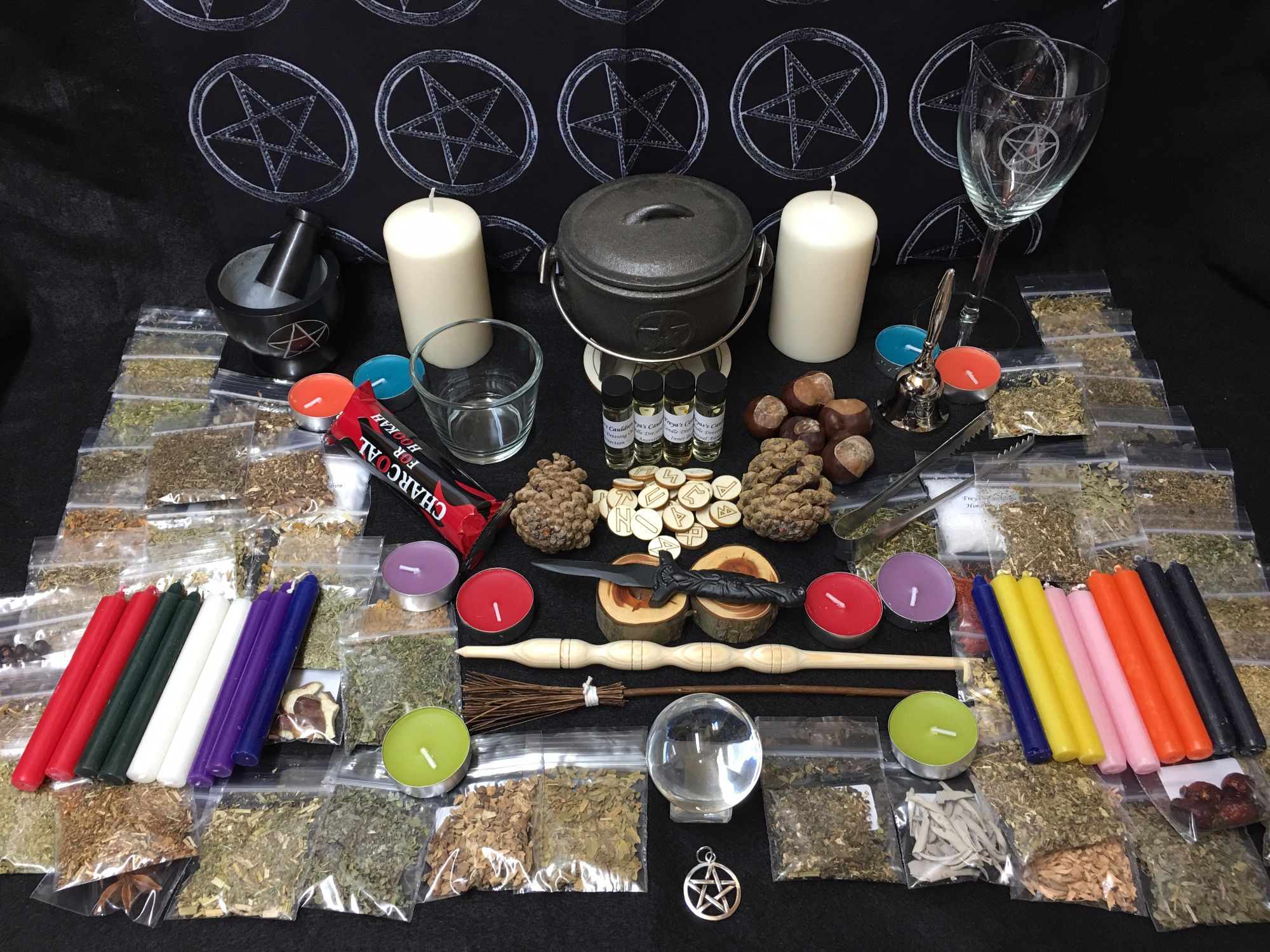 Altar Kits and Starter Sets