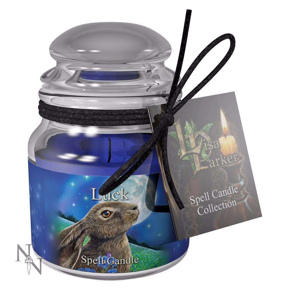 Lisa Parker Spell Candles