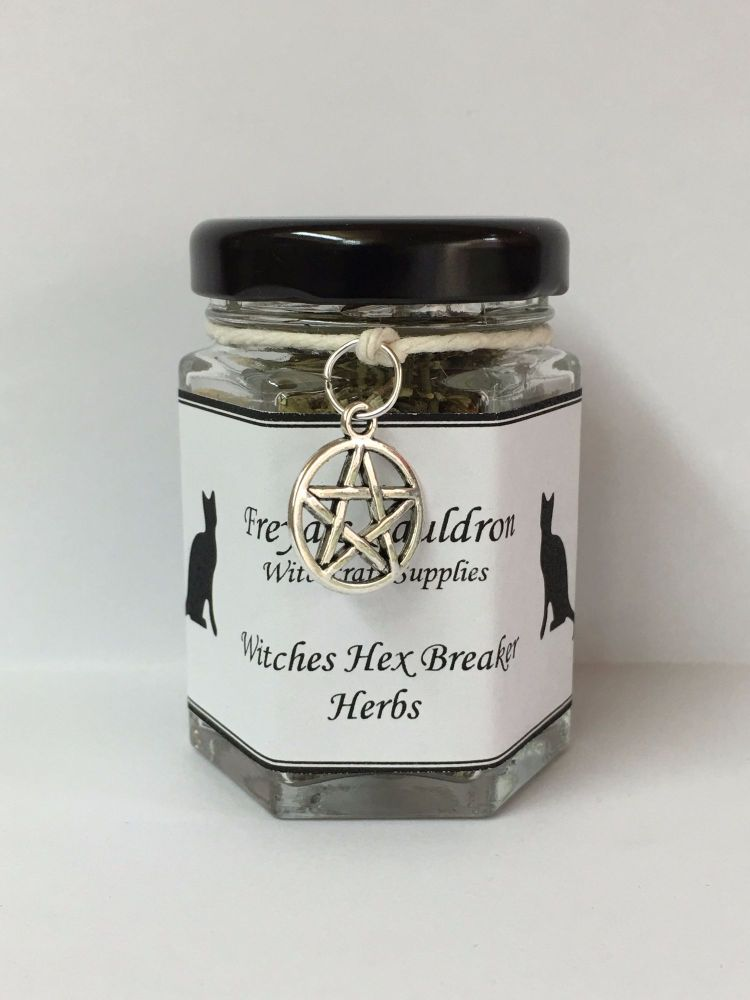 Witches Hex Breaker Herbs