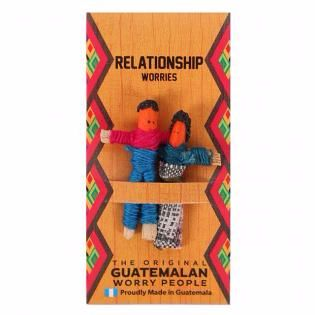 Worry Dolls ~ Relationship Worries
