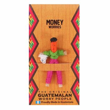 Worry Doll ~ Money Worries