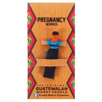 Worry Doll ~ Pregnancy Worries