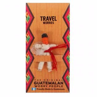 Worry Doll ~ Travel Worries
