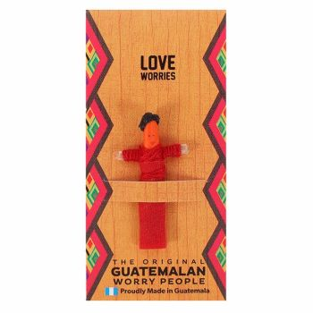 Worry Doll ~ Love Worries