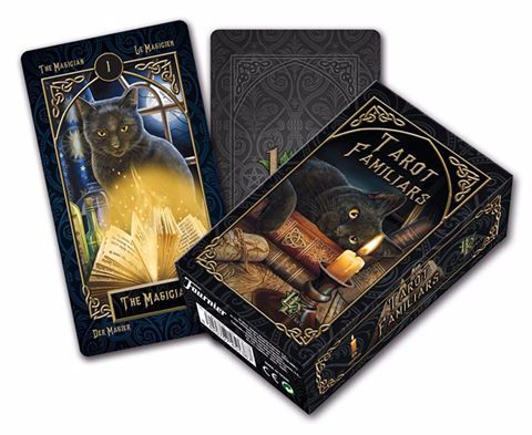 Lisa Parker Tarot Cards and Boxes