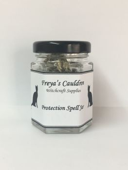 Protection Jar Spell Kit