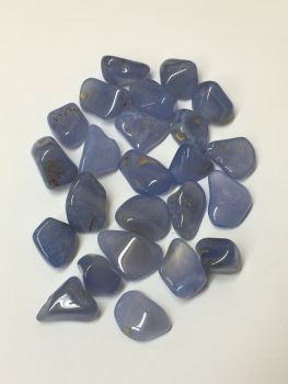 Chalcedony - Blue