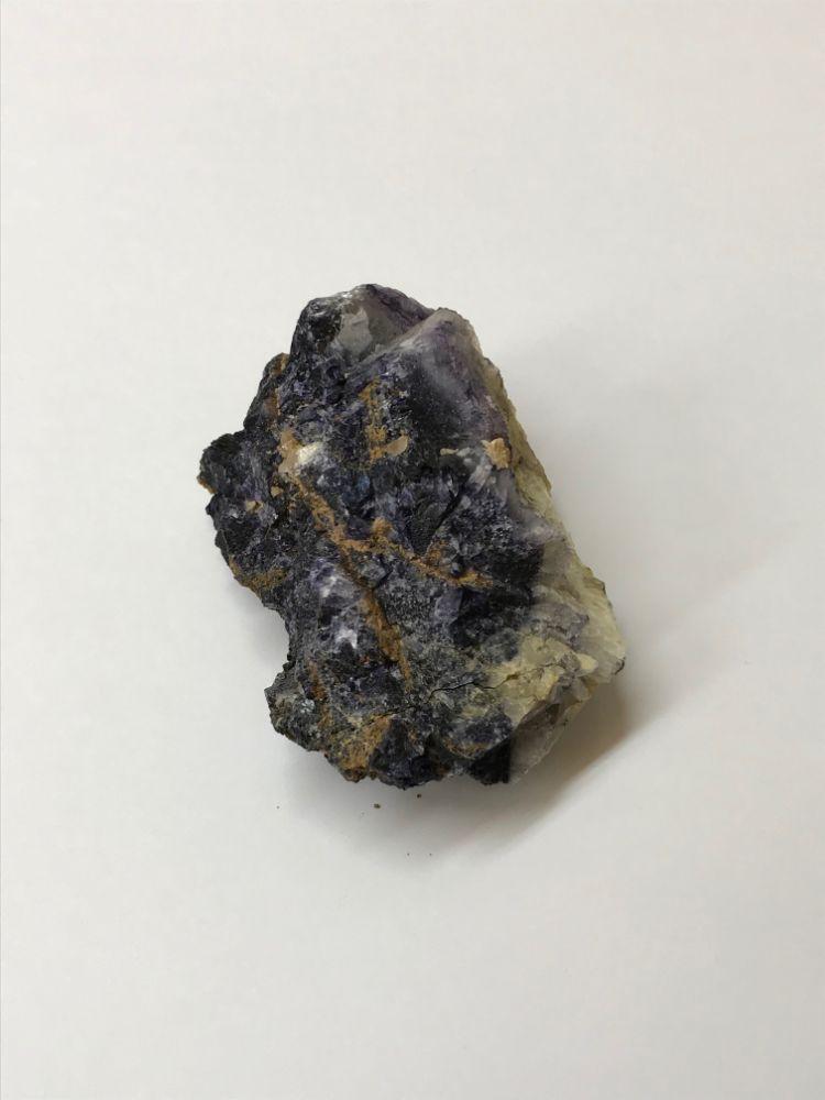 Crystal ~ Blue John (Castleton)