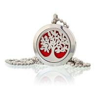 Aromatherapy Diffuser Pendant ~ Tree of Life 25mm