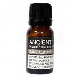 Ancient Wisdom Essential Oil ~ Sandalwood