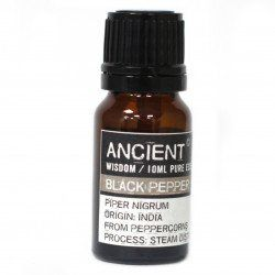 Ancient Wisdom Essential Oil ~ Black Pepper