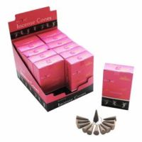 Fire Angel ~ Box of 12 Incense Cones