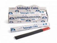 Midnight Calm ~ Pack of 20 Incense Sticks