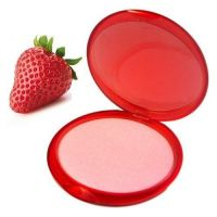 Paper Soap Compacts ~ Strawberry