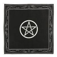Pentagram Altar Cloth 70 cm x 70 cm