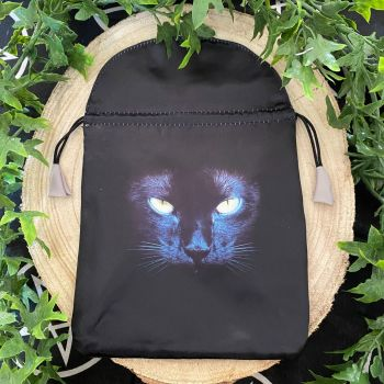 Tarot Bag ~ Black Cat