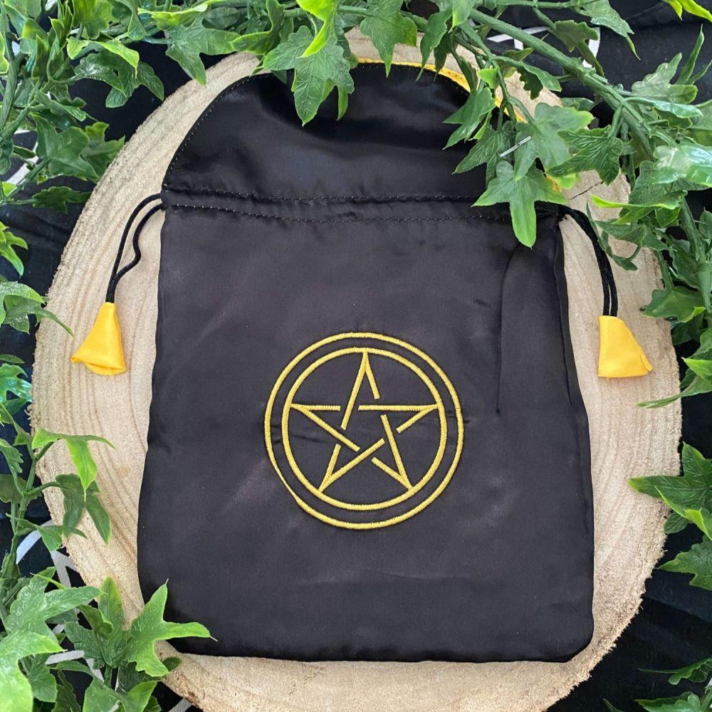 Tarot Bag ~ Pentagram