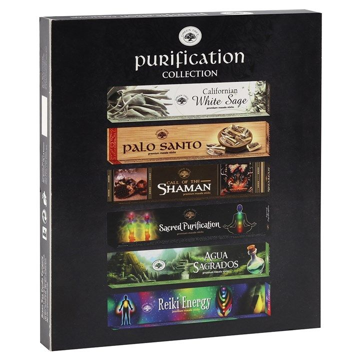 Purification Incense Collection