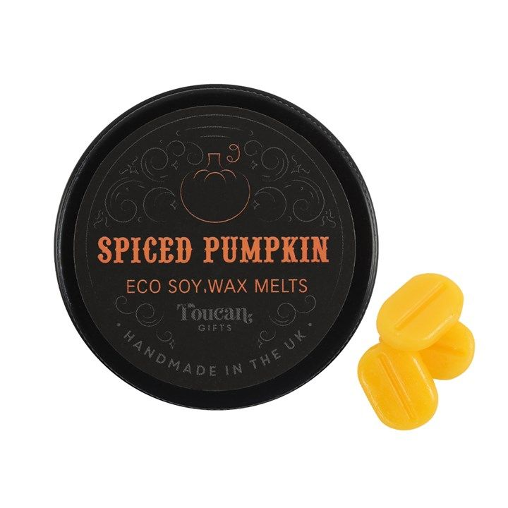 Eco Soy Wax Melts ~ Spiced Pumpkin