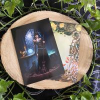 Witches Lair  ~ Greeting Card by James Ryman