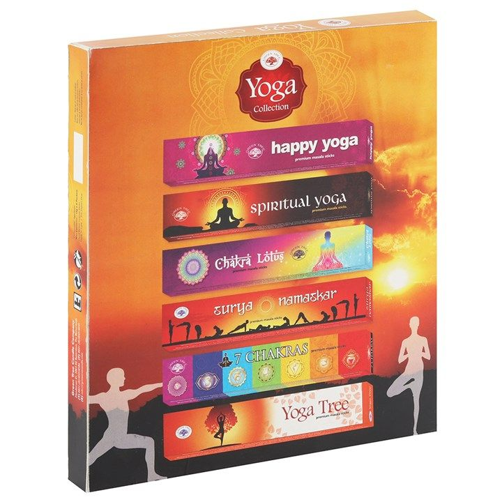 Yoga Incense Collection