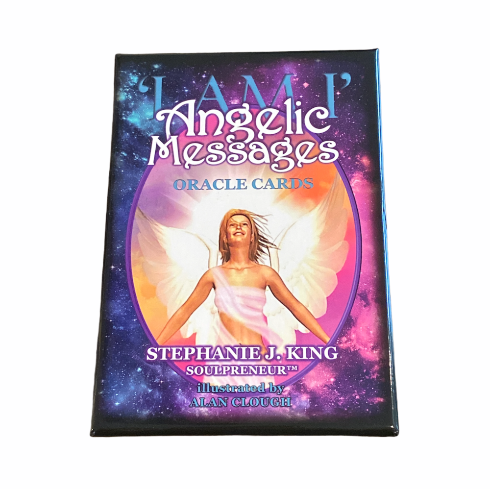 Angelic Messages Oracle Cards