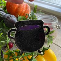 Sun Catcher ~ Cauldron