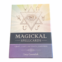 Magickal Spell Cards by Lucy Cavendish