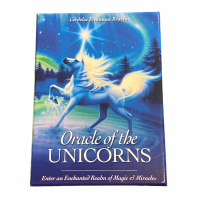 Oracle of the Unicorns ~ Enter a enchanted realm of Magic and Miracles