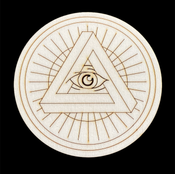 All Seeing Eye Altar Tile
