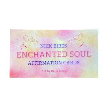 Enchanted Souls Affirmation Cards by Nick Bibes