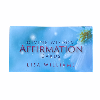 Divine Wisdom Affirmation Cards by Lisa Williams