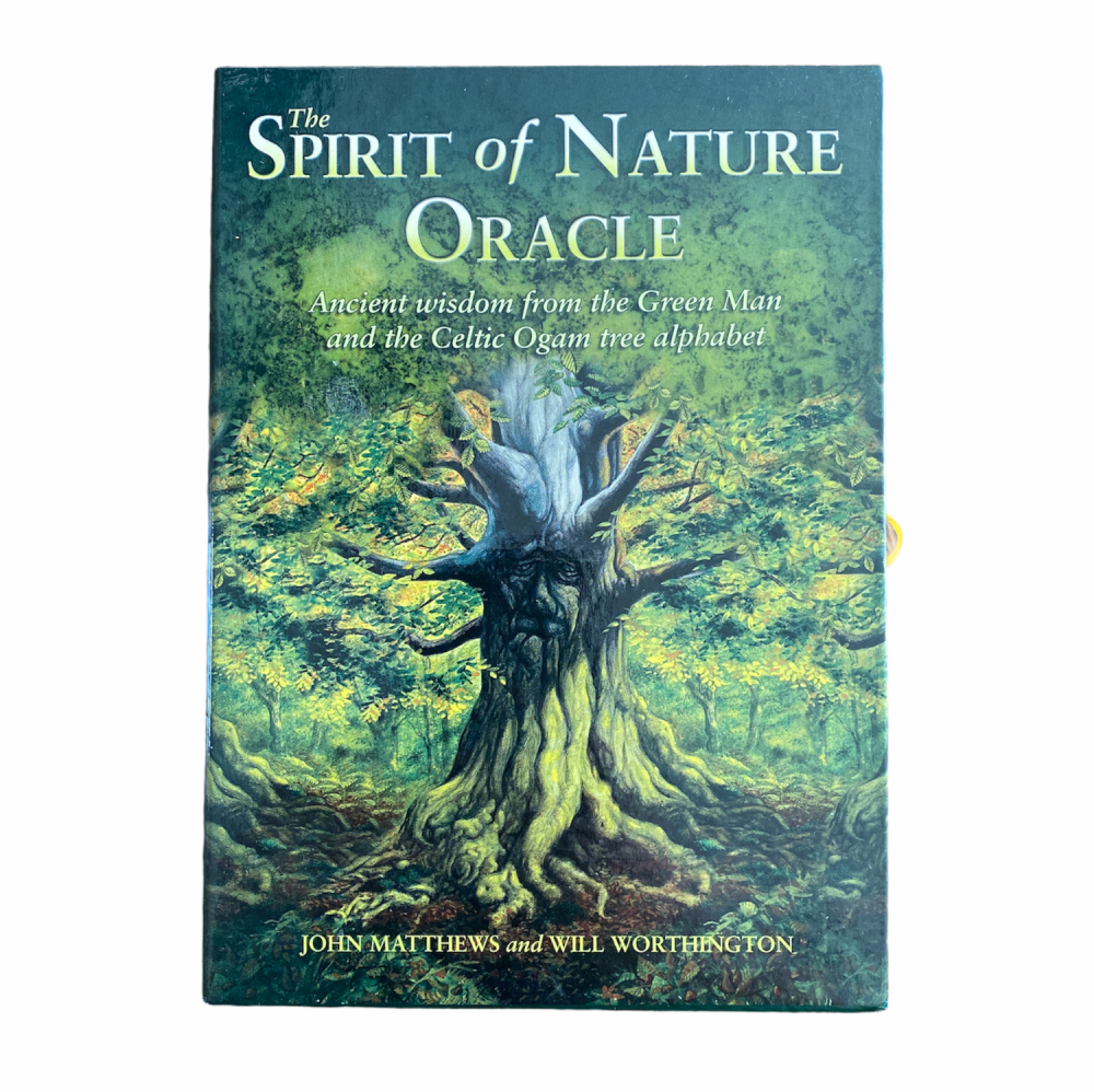 The Spirit of Nature Oracle by John Mathews and Will Worthington
