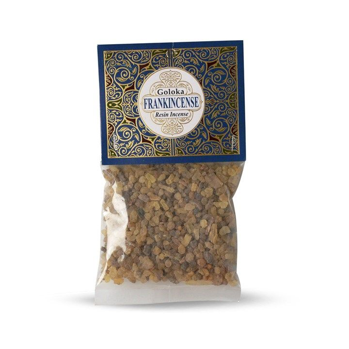 Frankincense Resin Incense ~ 30g