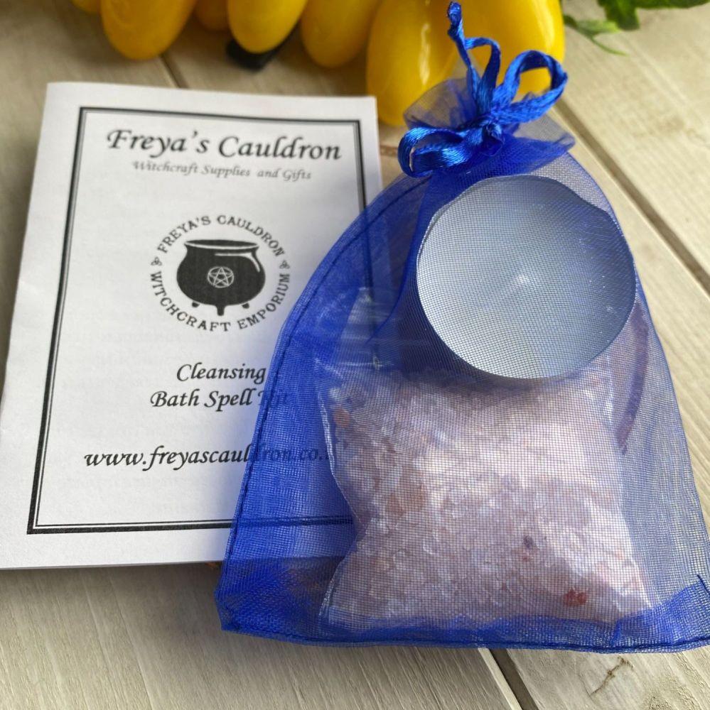 Bath Spell Kit ~ Cleansing
