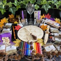 HUGE!!! Witches Starter Kit ~ Altar Kit and Information